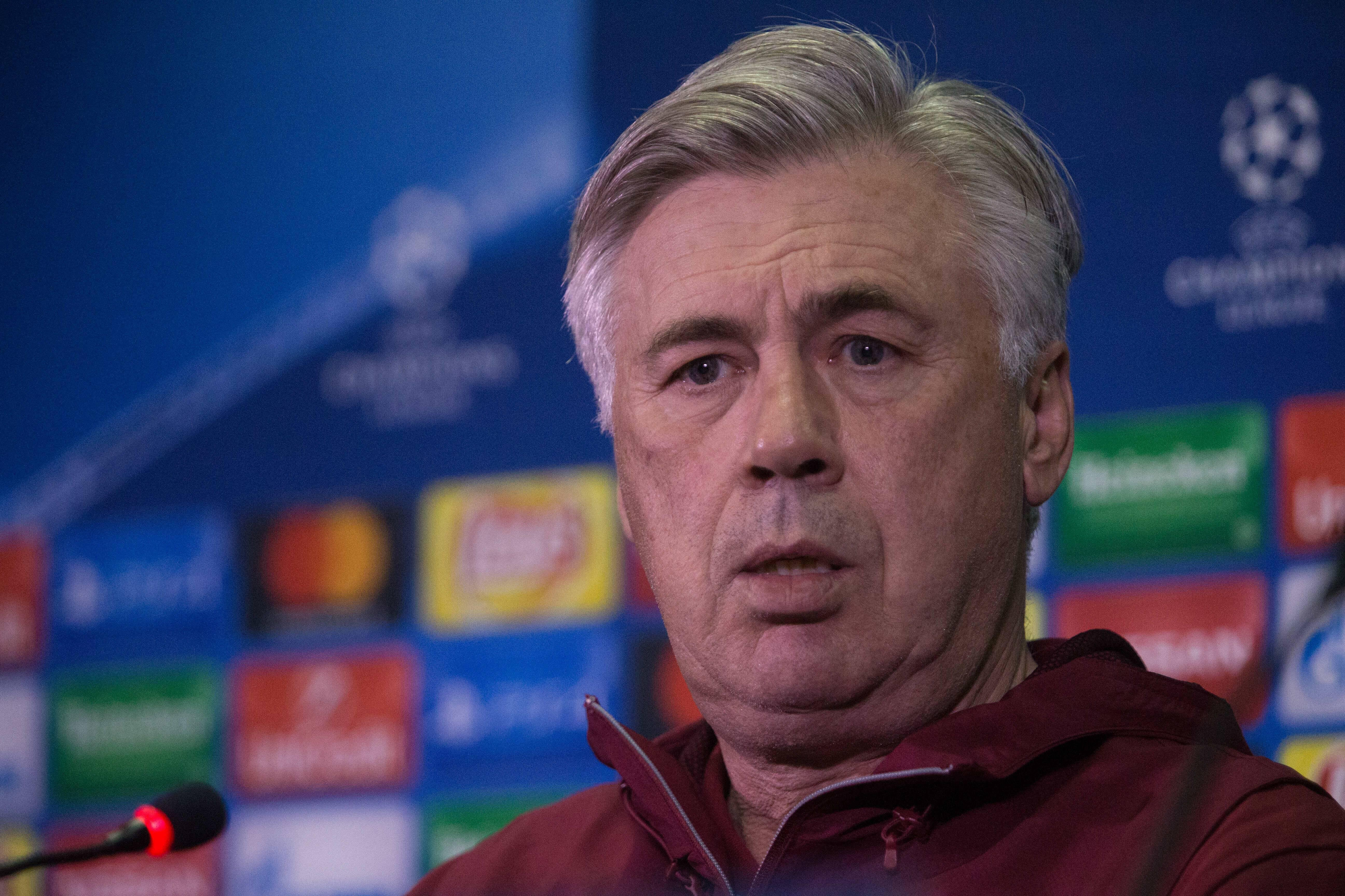 Bild zu Carlo Ancelotti, FC Bayern München, Krise, FK Rostow