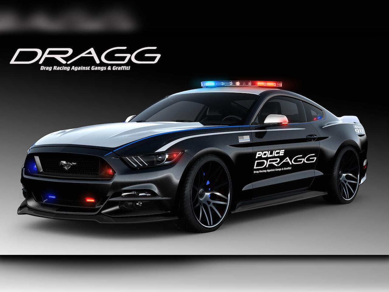 Bild zu Ford Mustang von Dragg