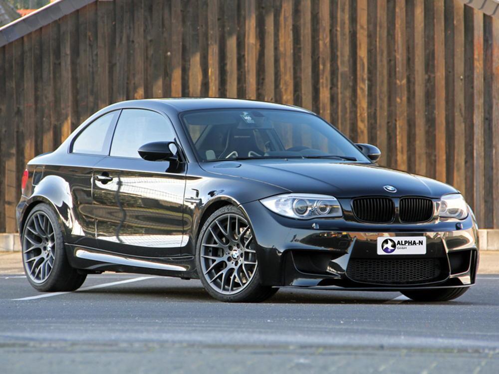 Bild zu BMW 1er M Coupé