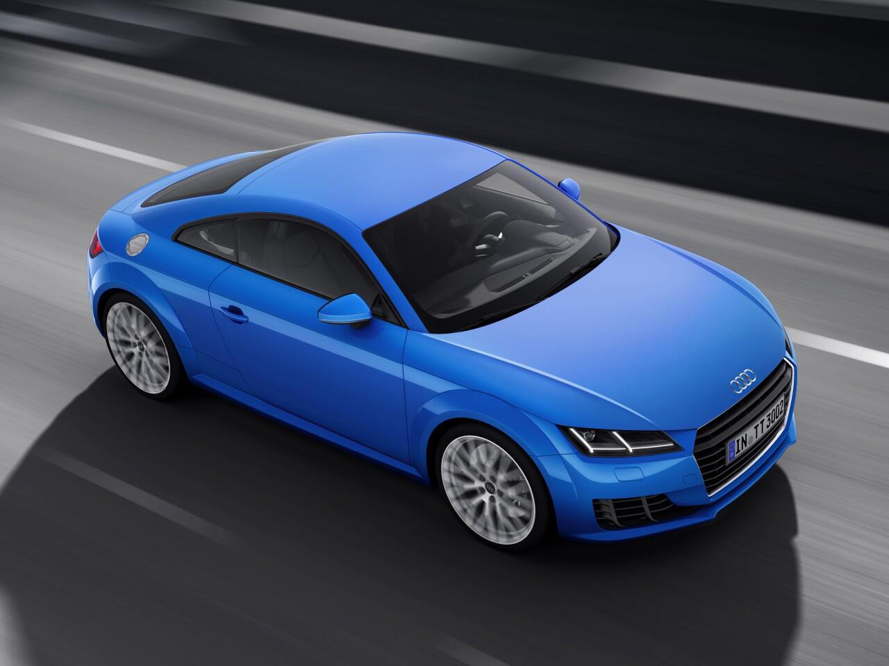 Bild zu Audi TT Coupé