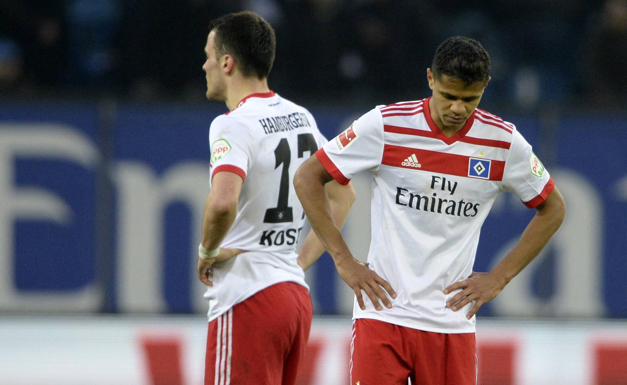 Bild zu Abstiegskampf, Hamburger SV, Bundesliga, HSV, Hanseaten
