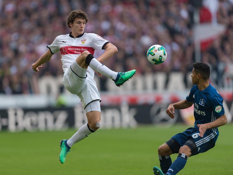 Bild zu VfB Stuttgart - Hamburger SV