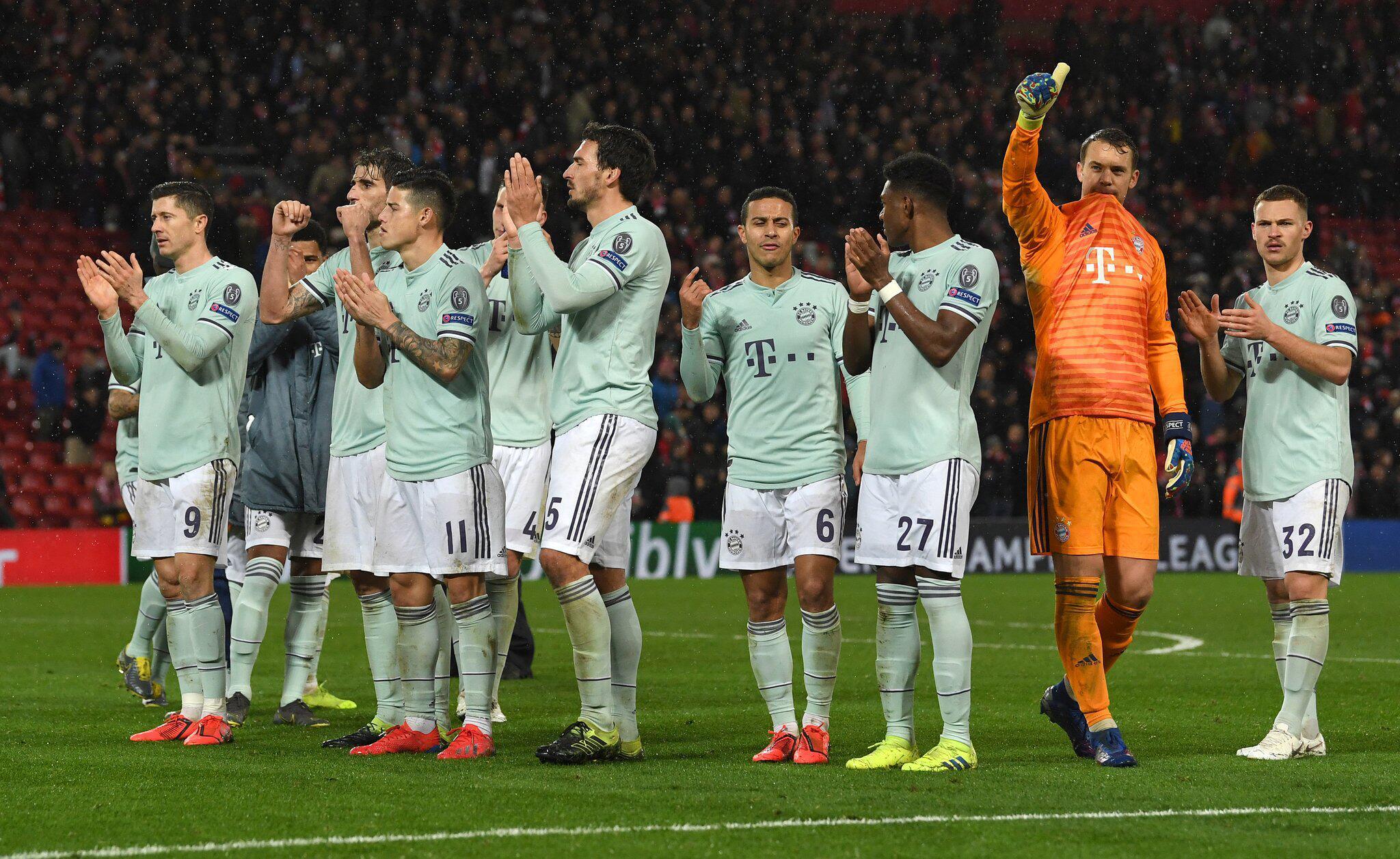 Bild zu FC Liverpool - Bayern München