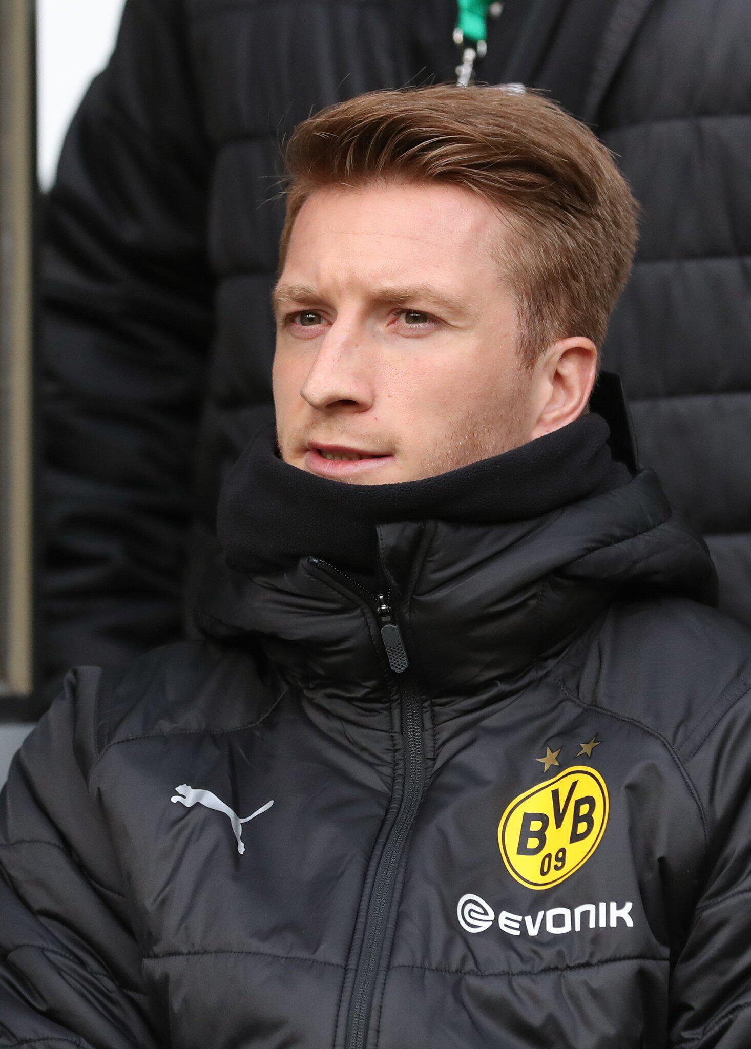 Bild zu Marco Reus, Werder Bremen, Borussia Dortmund, Bank, Ersatzbank, Bundesliga