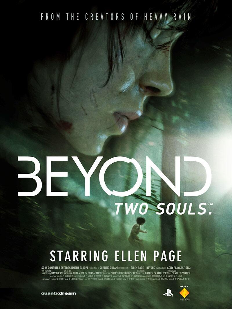 """Bild zu """"Beyond: Two Souls"""""""