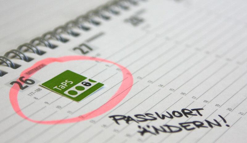 Bild zu Tag der Passwort-Sicherheit