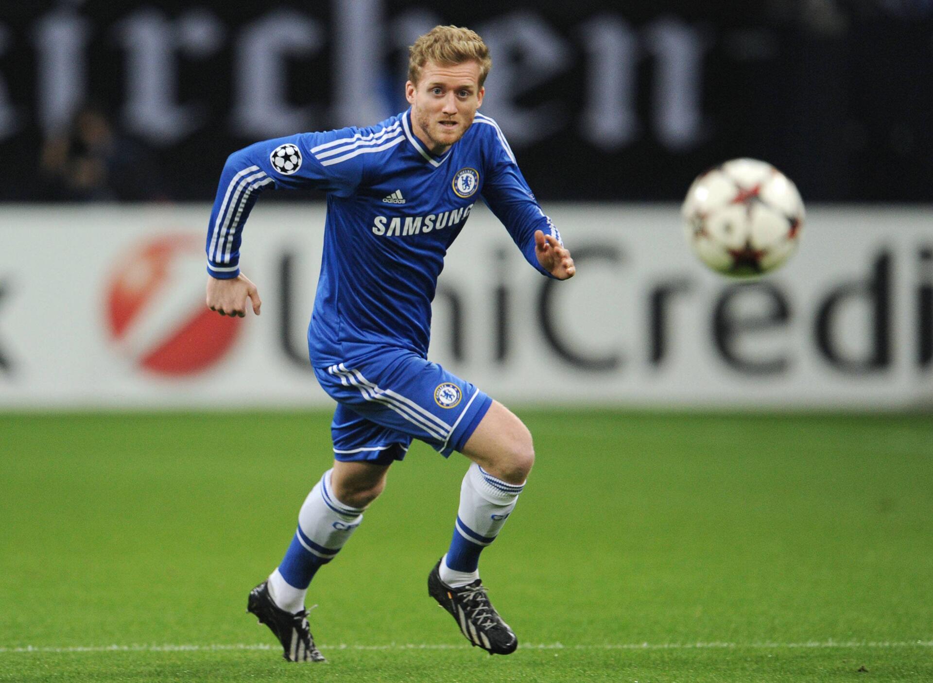 Bild zu André Schürrle, FC Chelsea, Champions League