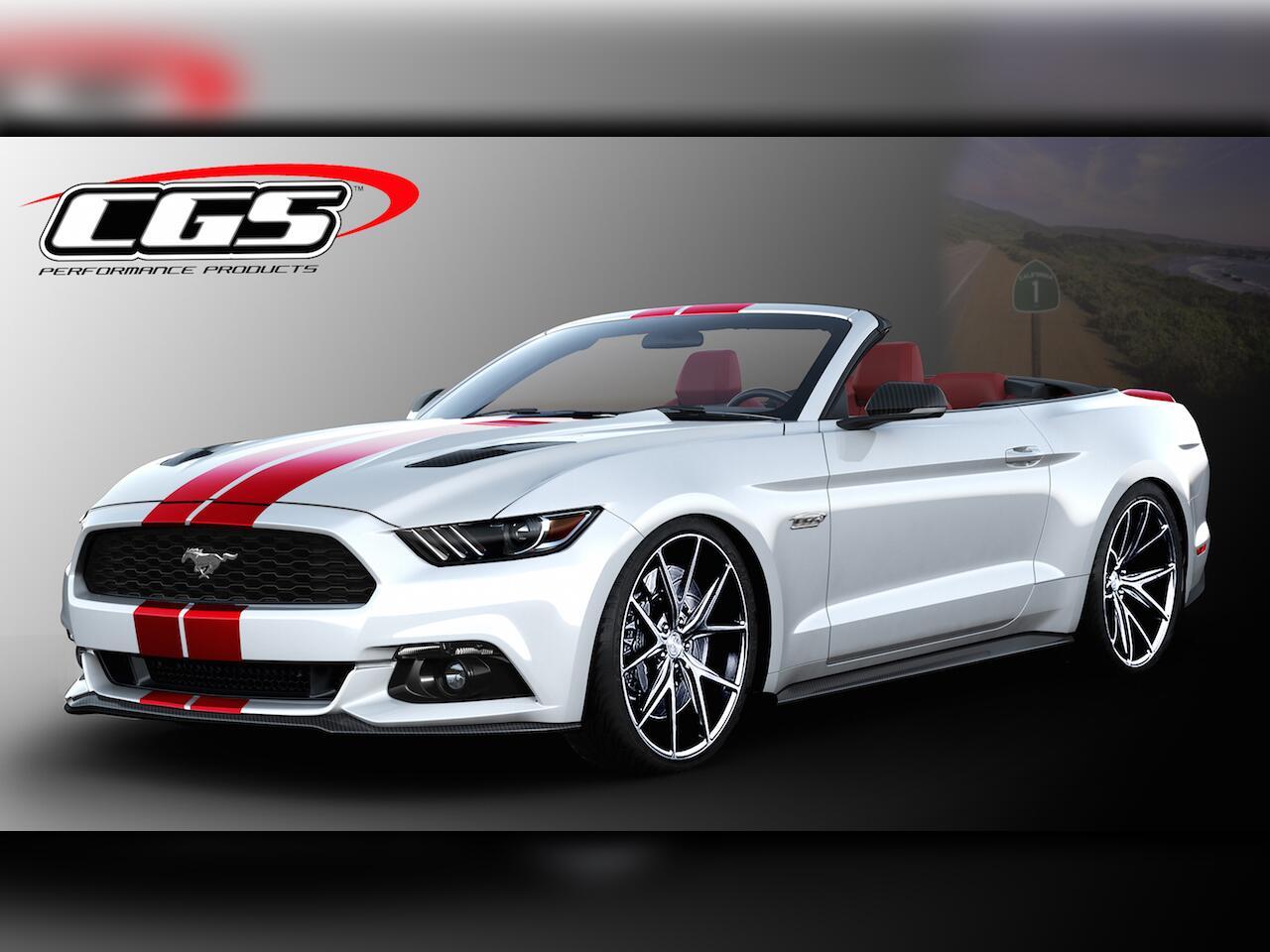 Bild zu Ford Mustang von CGS Performance