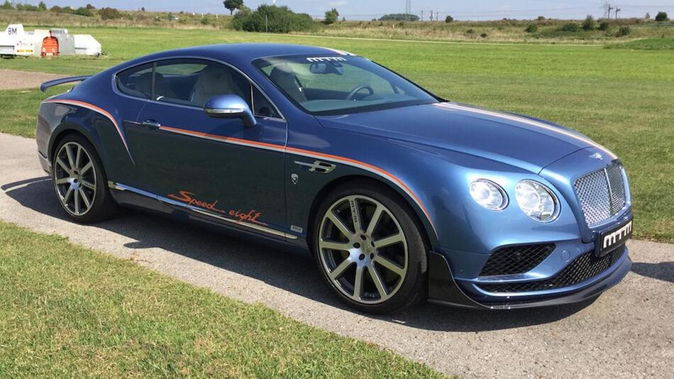 Bentley Continental GT von MTM