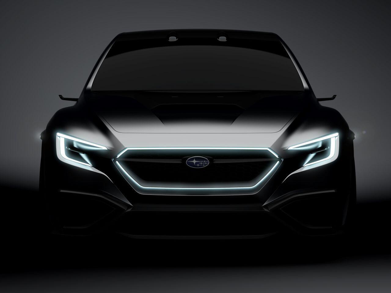 Bild zu Subaru