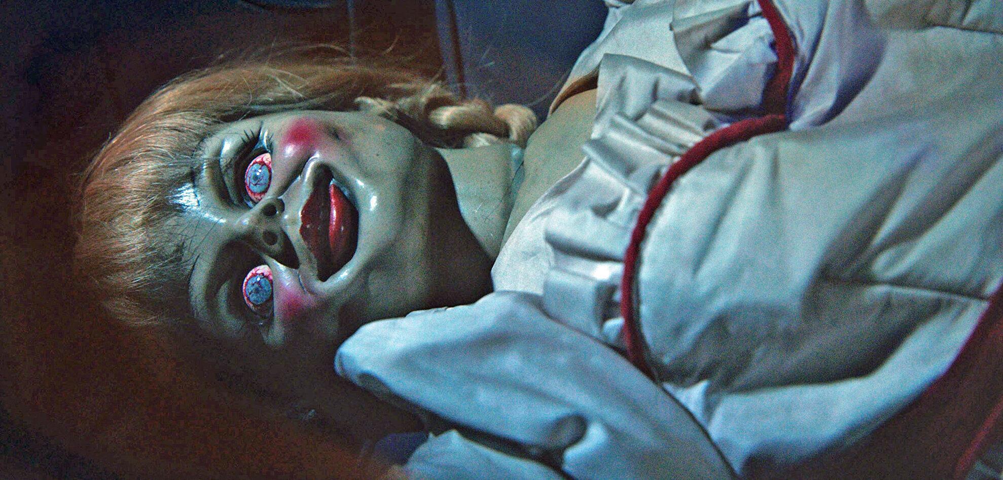 """Bild zu """"Annabelle"""", Horrorfilm 2014"""