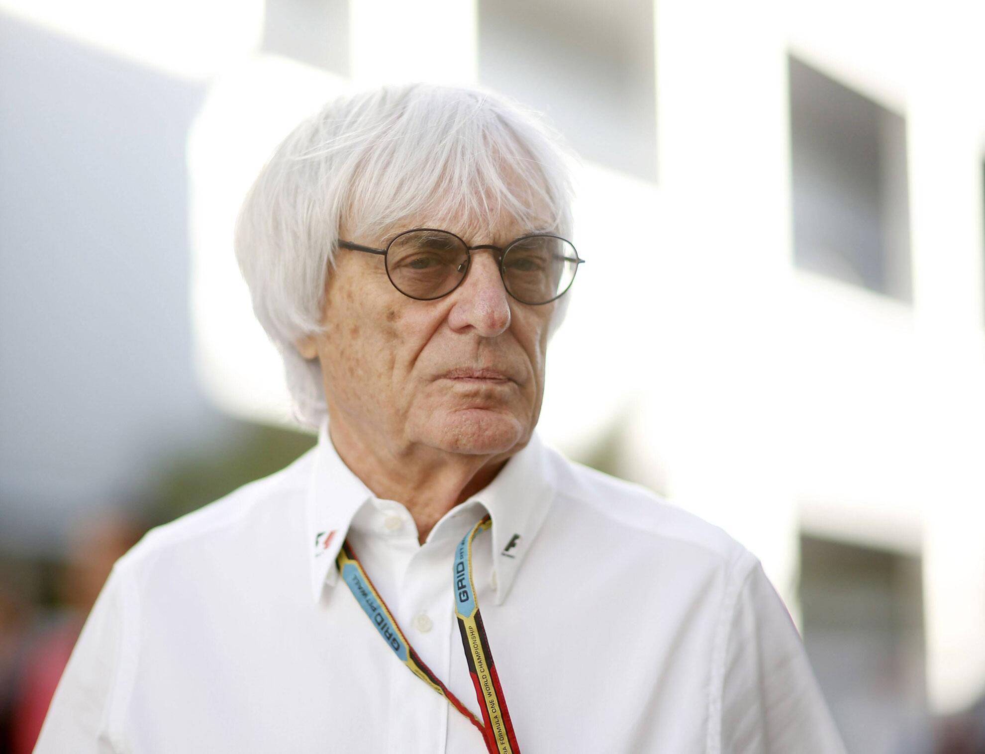 Bild zu Formel-1-Boss