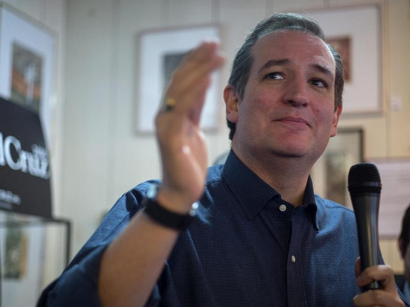 Bild zu Ted Cruz