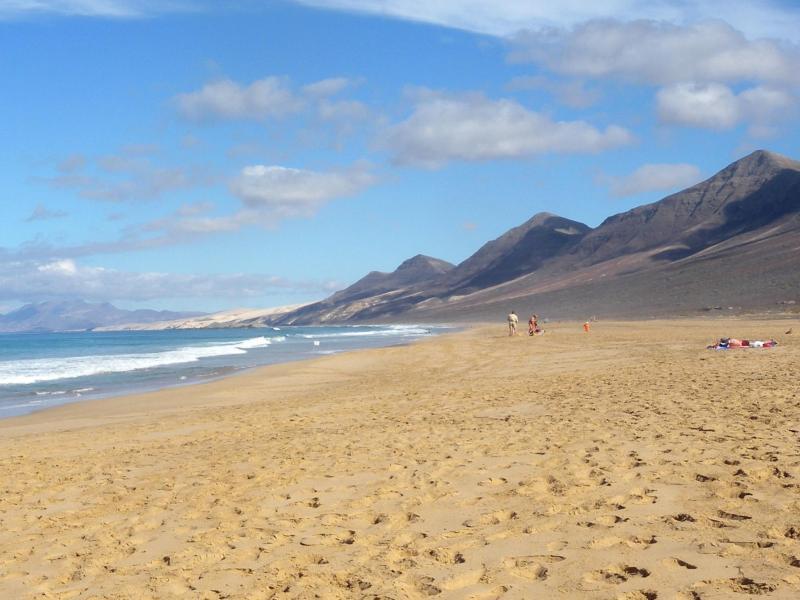 Bild zu Meer vor Fuerteventura