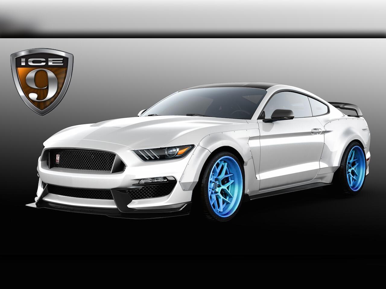 Bild zu Ford Mustang von Ice Nine