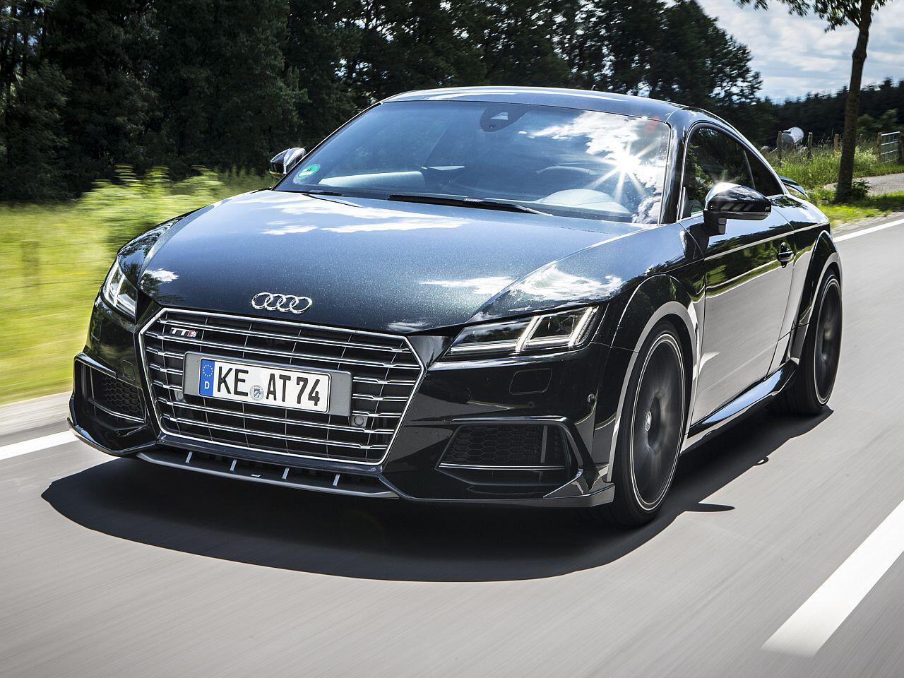 Bild zu Audi TTS von Abt