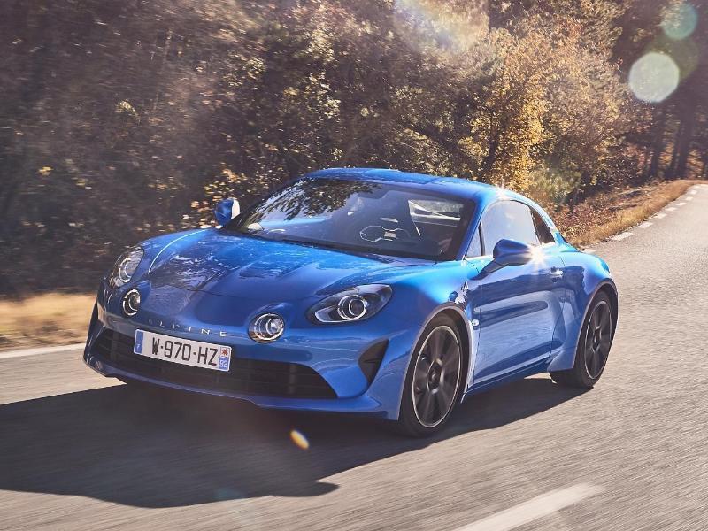 Bild zu Renault Alpine A110