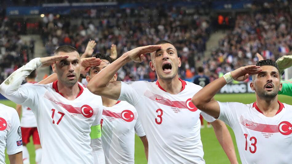 Frankreich - Türkei