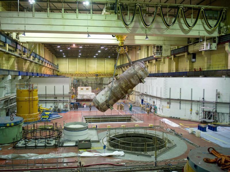 Bild zu DDR-Atomkraftwerk Lubmin