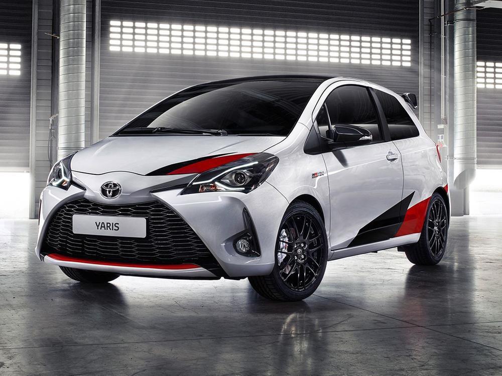 Bild zu Toyota Yaris GRMN