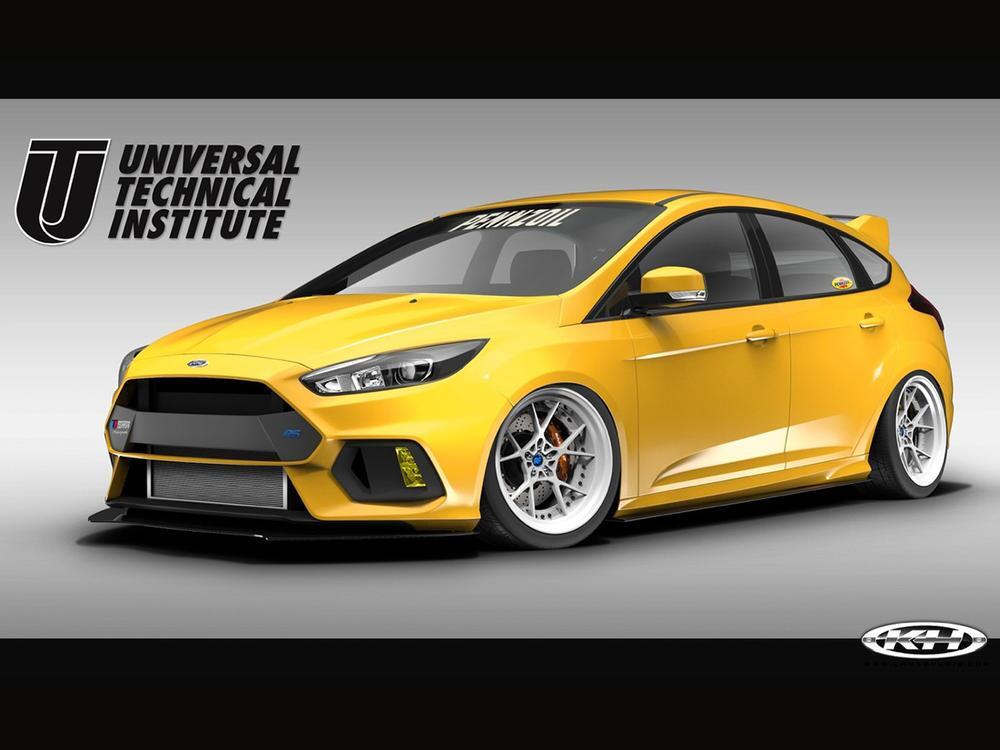 Bild zu Ford Focus Universal Technical Institute