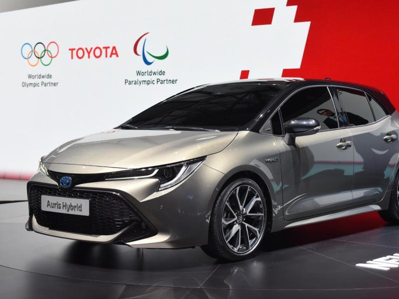 Bild zu Toyota Auris