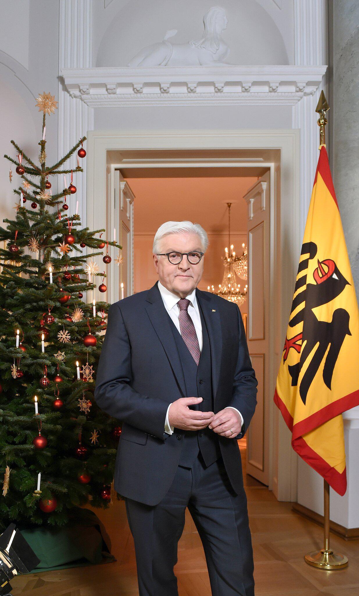Bild zu Weihnachtsansprache des Bundespräsidenten