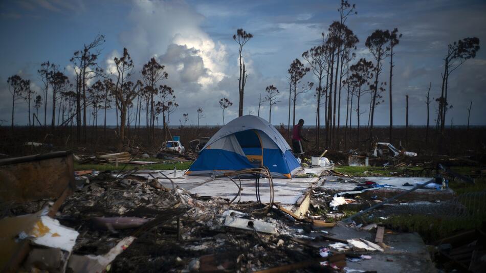 Nach Hurrikan «Dorian» - Bahamas