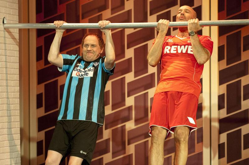 Uwe Ochsenknecht und Heiner Lauterbach