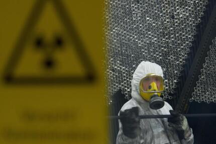 Atommüll-Lagerung