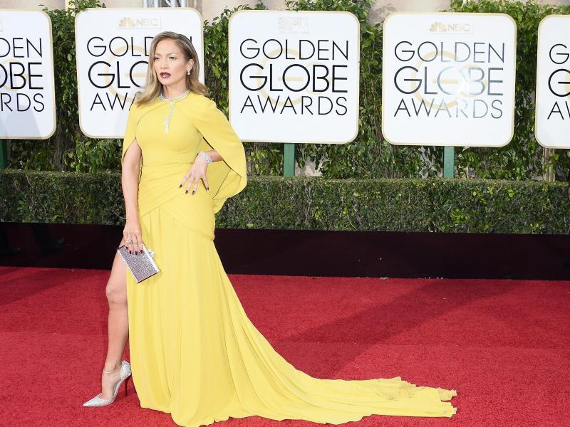 Bild zu Golden Globes - Jennifer Lopez