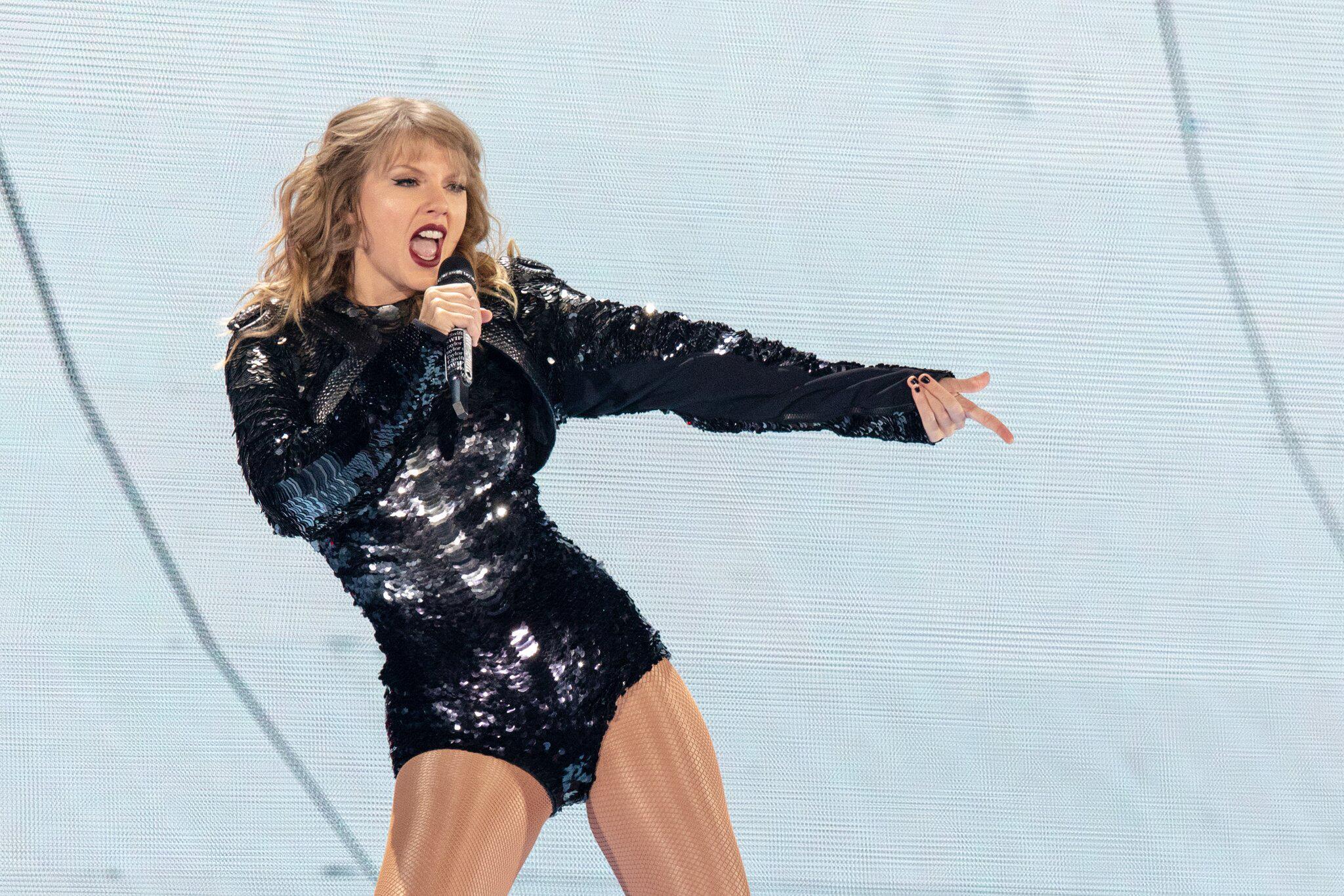 Bild zu Swift Live in Chicago