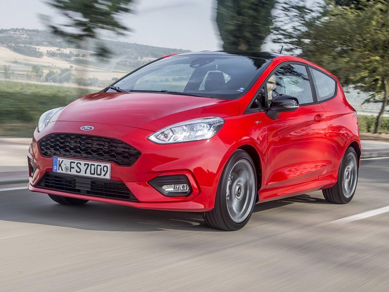 Bild zu Platz 14: Ford Fiesta