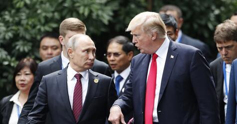 Trump will Putin nach D.C. einladen