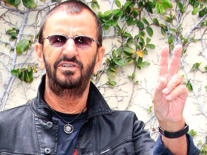 Bild zu Ringo Starr