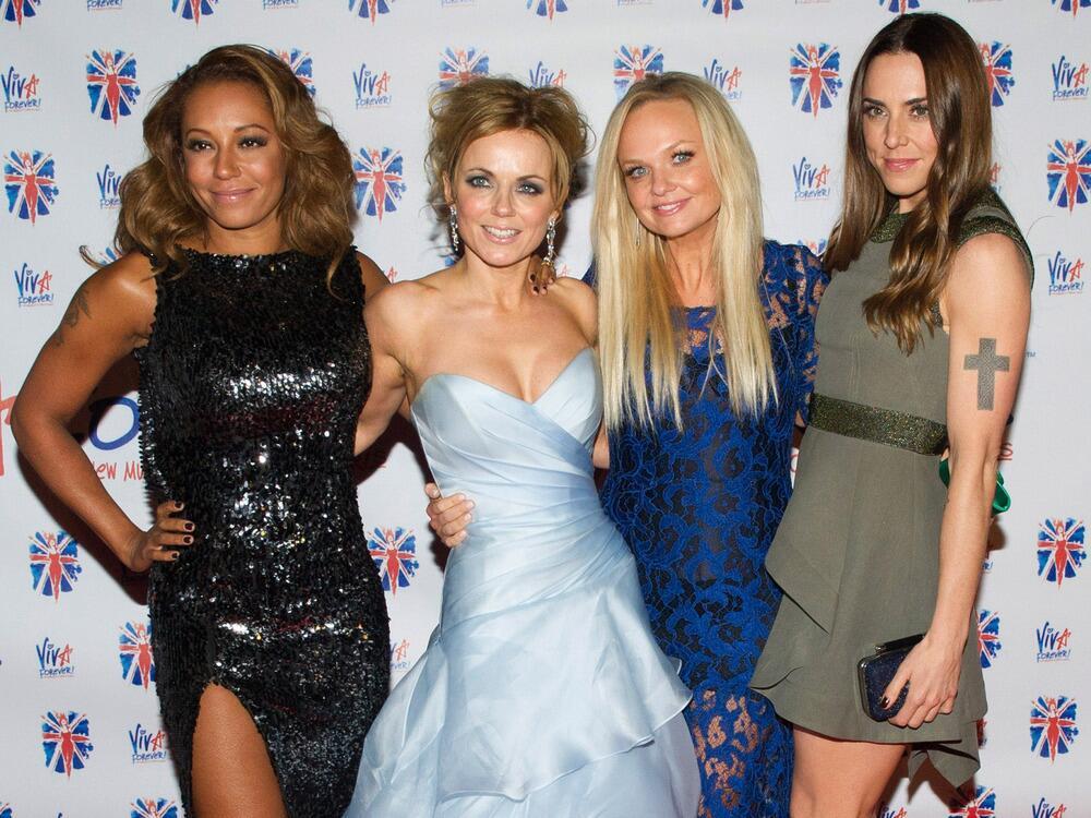 Bild zu Spice Girls: Streit zwischen Mel B und Mel C