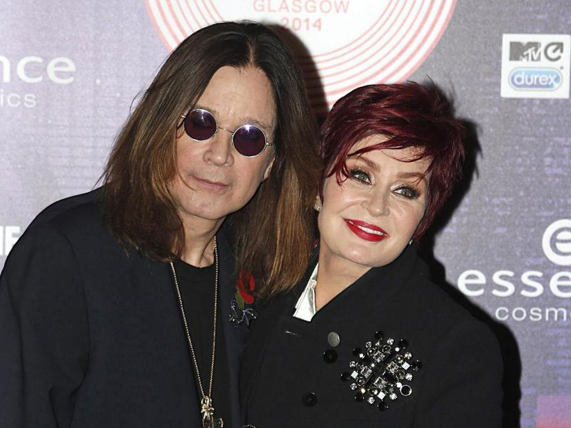 Bild zu Sharon & Ozzy Osbourne