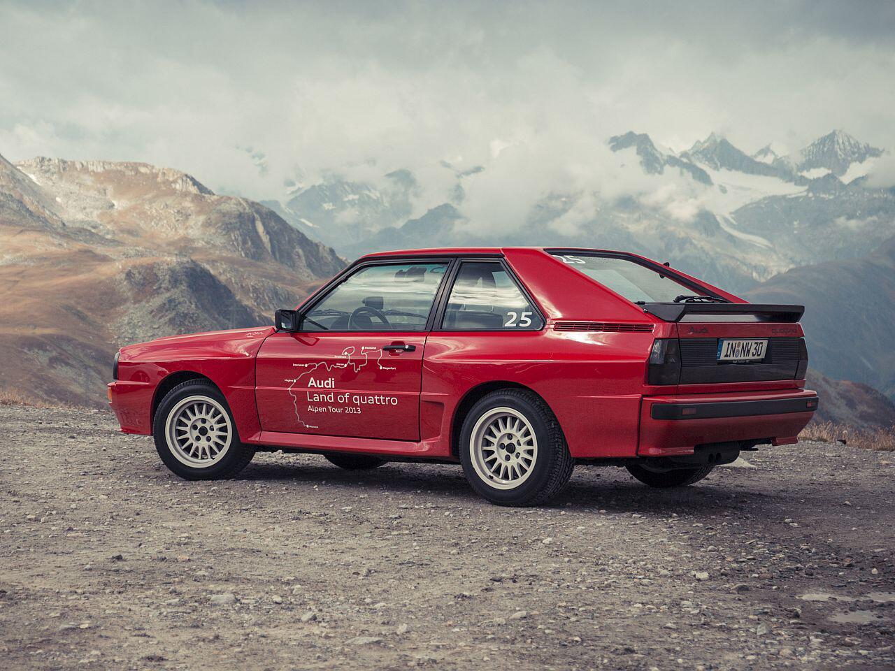Bild zu Audi Sport Quattro