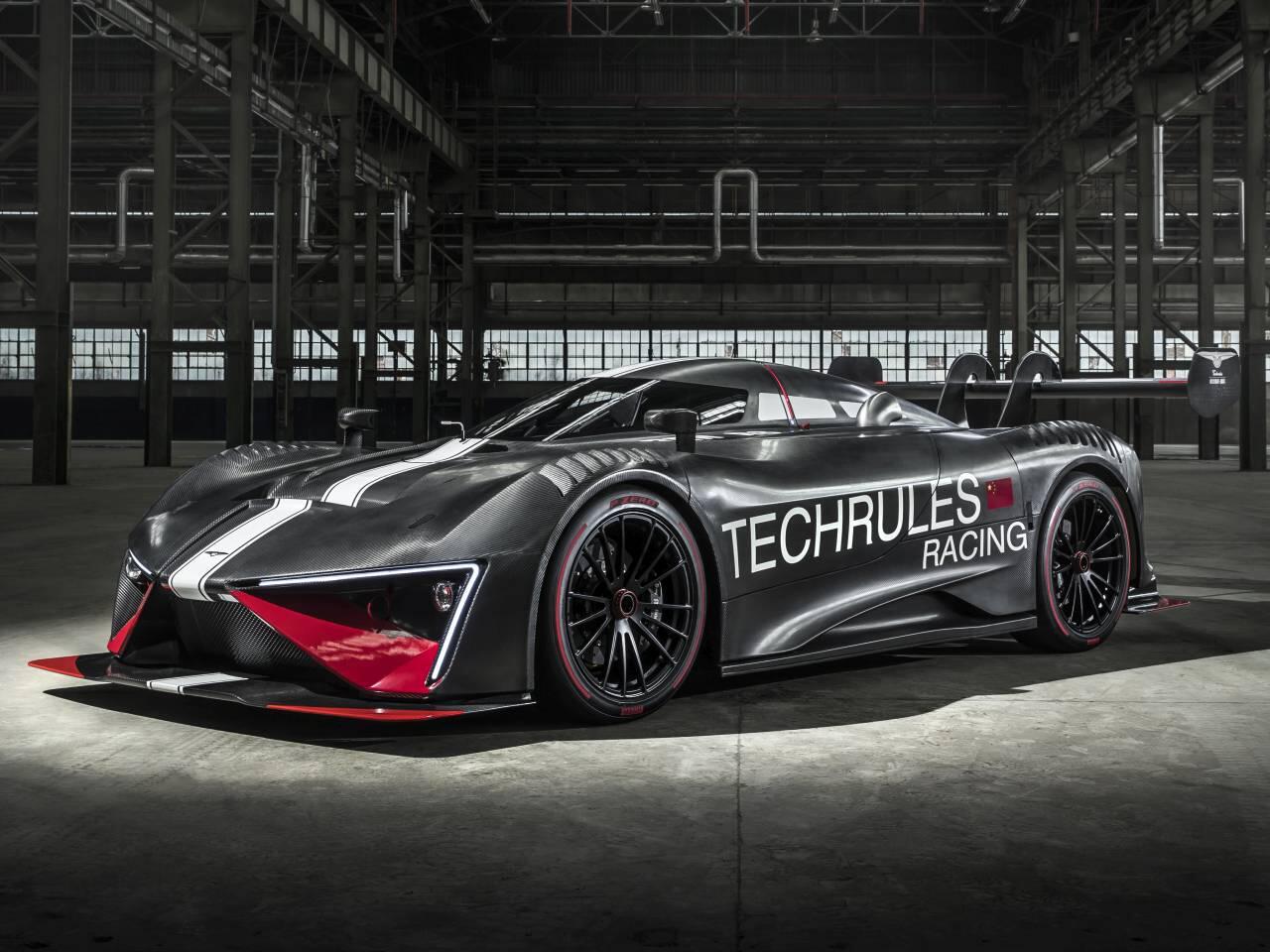 Bild zu Techrules Ren RS
