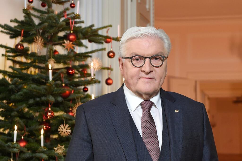 Frank Walter Steinmeiers Weihnachtsansprache Im Wortlaut Web De