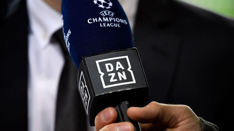 DAZNzeigt Champions-League-Spiele