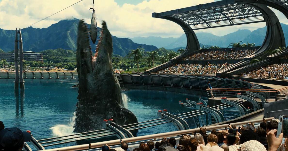 Bild zu JurassicFeaturette