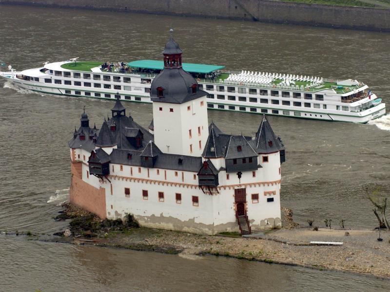 Bild zu Ausflugsschiff auf dem Rhein