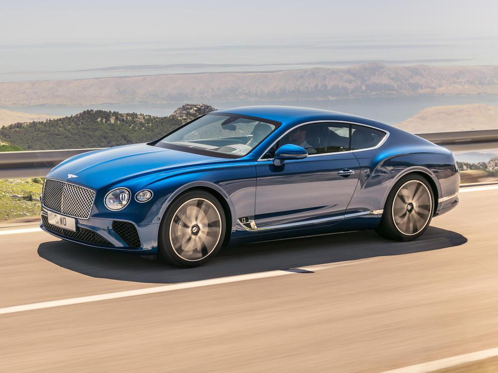Bild zu Bentley Continental GT