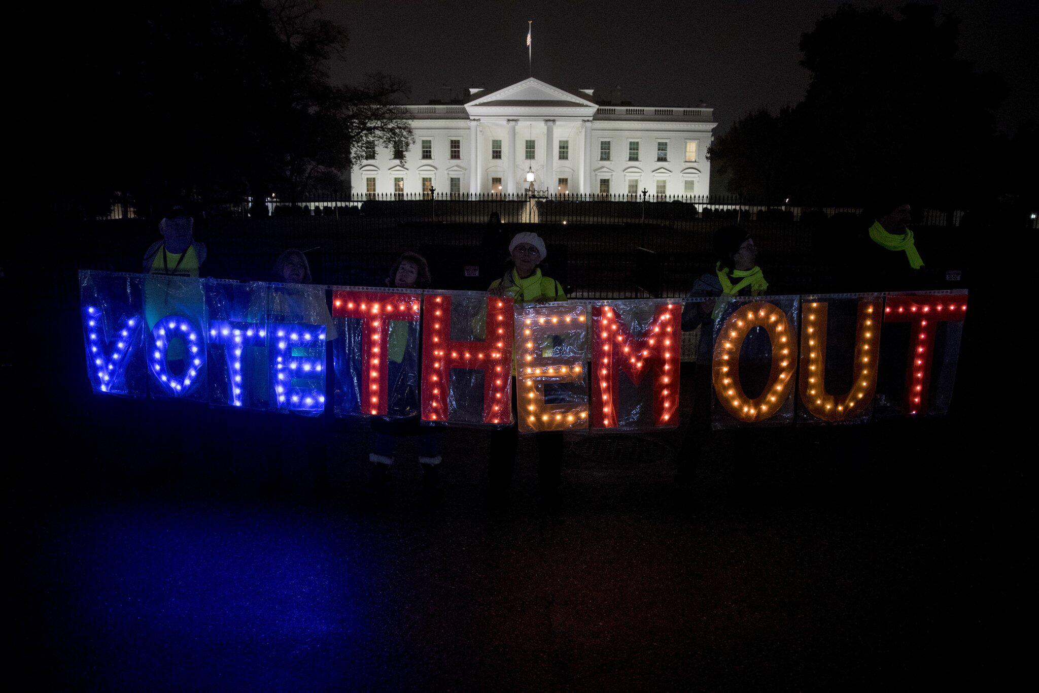 Bild zu Vor den Kongresswahlen in den USA