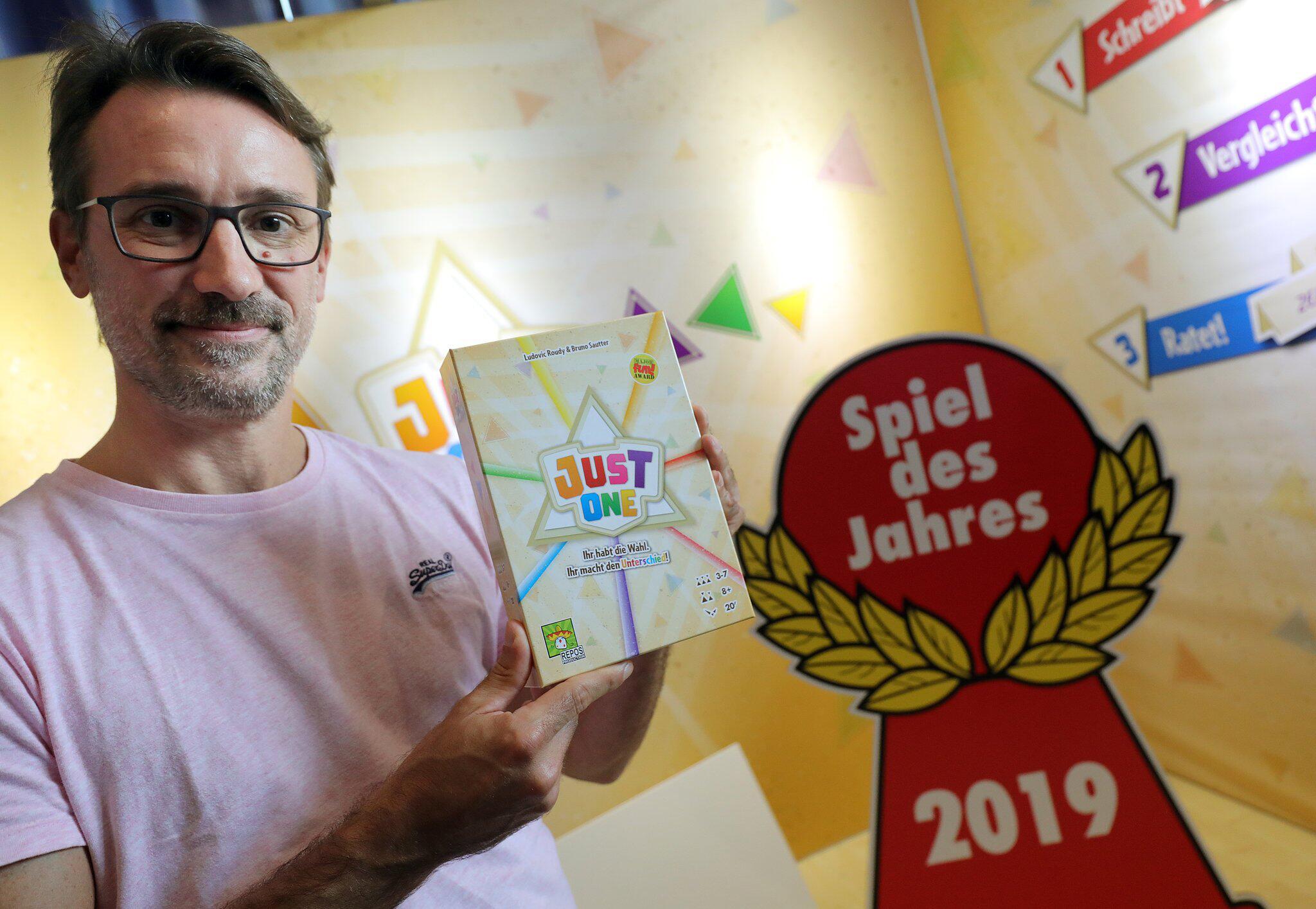"""Bild zu Preisverleihung des """"Spiel des Jahres 2019"""""""