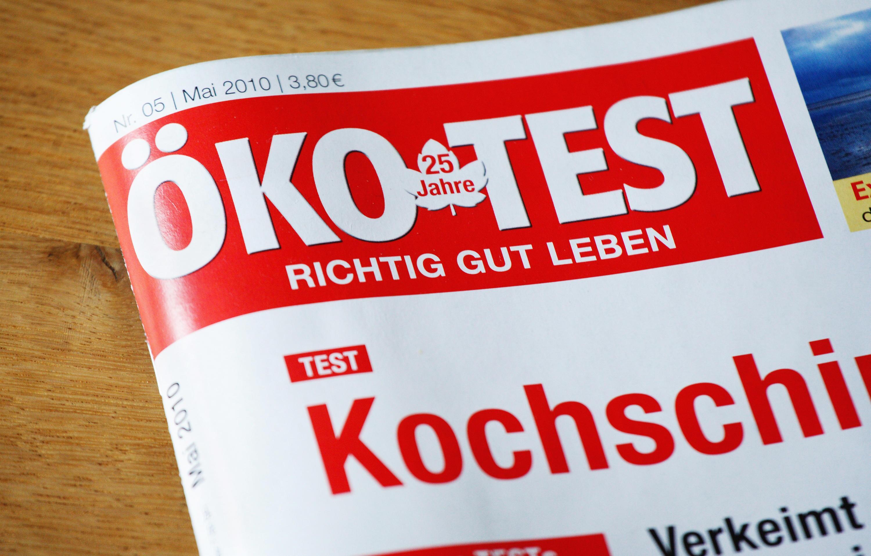 Bild zu Erfolg für «Öko-Test» vor BGH - Label nur für geprüfte Produkte