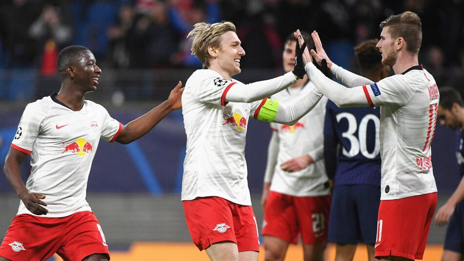 RB Leipzig - Tottenham Hotspur