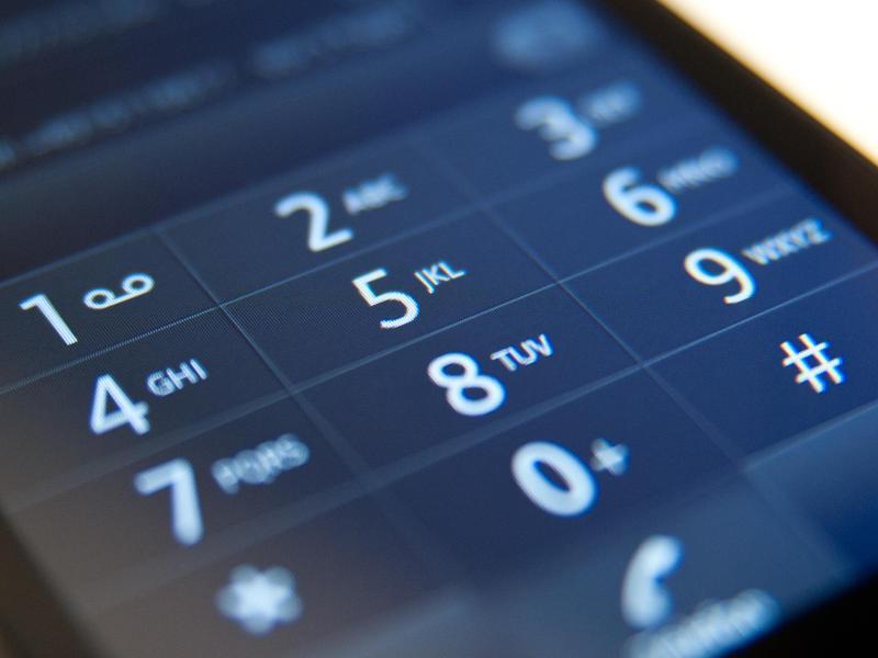 Bild zu Handy-Werbung