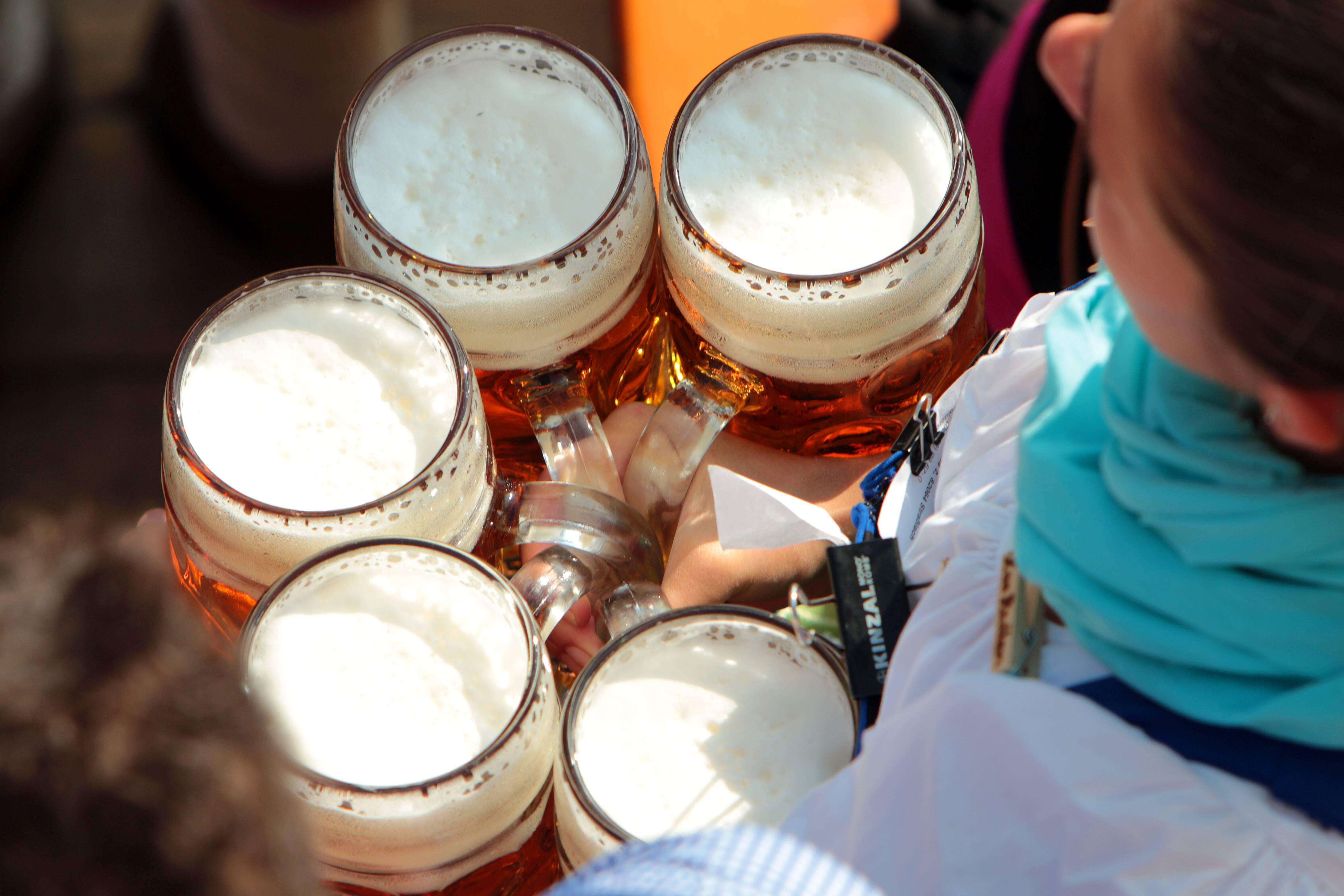 Bild zu Bier